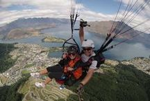 XShot TV : AIR / Awesome self videos made by XShot users, flying up high, paragliding, para-hawking, and more...  Thanks guys for sharing you fun times with your camera extender! Get in the picture! / by XShot