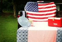 July 4th Hen House Style
