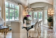 Home--Dinning Rooms / by Distinctive Artistry