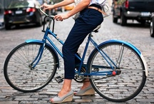 Baby Blues - Bicycle Color Love / Beautiful bicycles, bike gear, and wearables -- all blue!