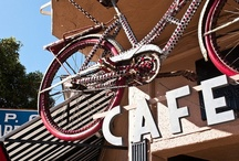 Better by Bike - San Francisco / Destinations that are that much more fun when you roll up on a bicycle. #betterbybike