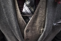 The Well-Dressed Man / by Jessica Spiars