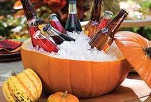 Fall / Halloween Ideas