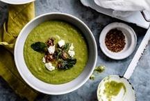 Food (soup, salad, starter)