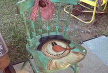 Chair ideas / by Bonita Sutton