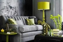 Interior Design Colors / by Olivia & Co