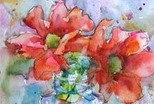 Watercolor / by Peggy Riso