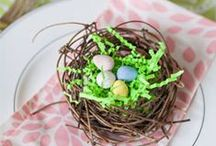 Easter Hen House Style /   / by Hen House Linens
