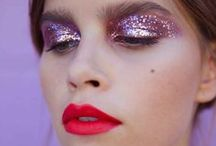 B E A U T Y | make up... / Looks and faces and colours oh my