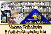 Visionary Fiction books & Predictive Story telling links / The 'visionary' element can technically be present in any genre and set in any time. It often embraces spiritual and esoteric wisdom from ancient sources, and makes it relevant for our modern life. These gems of wisdom are brought forth in story form and in a way that readers can experience the wisdom from within themselves. It emphasizes the future and envisions humanity's transition into evolved consciousness. Message me on my author's fan page https://www.facebook.com/NadineMay8/