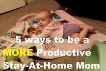 Ahhh, the blessings of mommyhood!