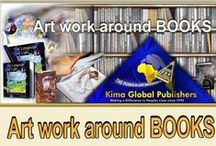 Art work around BOOKS / Anything from sculptures, paintings,drawings,photos or ideas surrounding the topic of BOOKS