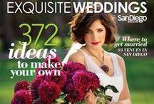 exquisite weddings magazine | styling