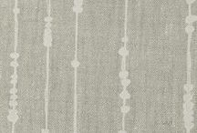 Fabric Patterns on Linen