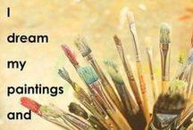 Artists Tools / by Debbie Howard