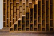 (physical) bookshelf