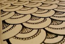 Zentangle / by Olivia & Co