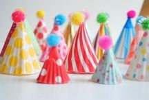 Birthday Parties with the Hen / by Hen House Linens