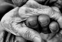 the power of touch / by Michele Holcomb