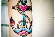 Tattoo / by Marissa Gailey