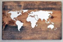 Lovely Maps / Maps, globes, posters and more maps. Love travel, love maps!