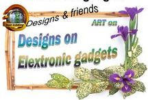 Designs on Elextronic gadgets / Graphic design cases, skins or covers for all your electronic items.  Kindle,Tablet,i-phone,or any other cell phones etc...Shopping for gifts - visit: https://justkidding8gifts.wordpress.com/