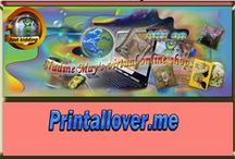 Print All Over Me / This wonderful website sells great prints on T Shirts. Brows around and if you are a Print all over me designer and like to add your designs, just let me know. To get to the store just click on the visit button.