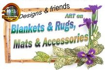 Blankets & Rugs, Mats & Accessories / Any kind of print-on-demand designs on products used in a bathroom bought through Zazzle,Society6,CafePress, Redbubble or other POD sites. Please only share your products mentioned here.
