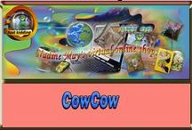 CowCow / This is a print on demand website