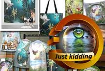 Children story designs / I'm a child at heart and love to create kids designs for clothes and bedroom decor.