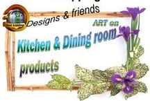 Kitchen & Dining room shopping / Please share any product that can be found in the kitchen or dining room only, including confectionery.