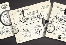 New Years / Here are a host of ideas for making the evening special for you and your guests...
