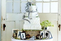Wedding Cakes / Dreaming up a perfect wedding... between hiring vendors, selecting a venue and finding the right dress, it's hard to figure out where to begin or how to plan a wedding that lives up to all your expectations. Want to know what other brides think... browse my wedding boards and find some beautiful ceremony and reception ideas, stylish bridal and formal attire, favors, gifts, photo ideas and more to help you bring your vision to life. Thanks for stopping by and I hope this board will offer you some helpful and informative ideas.
