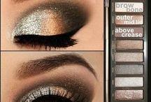 Make up & Nails / Make-up tricks, Nails, Skin, Beauty,