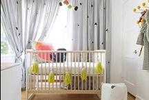 Home - In the Nursery/Kid's Room / by Grace Bartlett