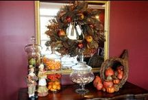 Decorating for Fall / by Cheryl Decaria Edgell