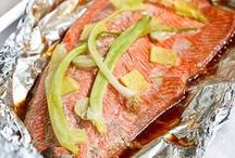 Things to Grill in Foil!