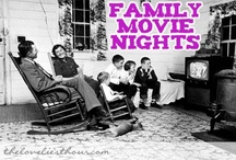 Friday Family Movie Nights / A list of movies that might be fun for families with children of multiple ages. Make Friday a family night, eat a fun, easy dinner and watch a movie everyone can enjoy. And dessert. Must have dessert.