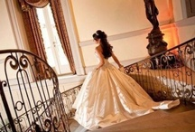 Beautiful Wedding Gowns /   / by Emilie