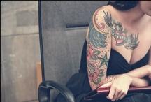 Ink / by Danielle Hamilton
