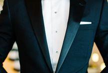 Groom & Groomsmen attire