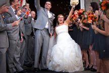 Admiral Kidd - Orange & Grey / Orange, red and gray wedding planned by San Diego Wedding planner, Keli Christenson, founder of Monarch Weddings  San Diego Wedding planner Monarch Weddings www.monarchweddings.com