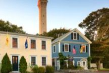 The Provincetown Hotel at Gabriel's / Historic Provincetown hotel set in the heart of town. The Best B&B amenities on Cape Cod. Pet and Family Friendly!  / by The Provincetown Hotel at Gabriel's