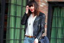 BIKER JACKETS / follow me at http://fashioninspirationdaily.blogspot.ro/