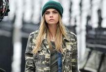 cara delevingne inspiration / follow me at http://fashioninspirationdaily.blogspot.ro/