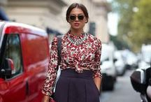 MILAN Fashion Week STREET STYLE / See what they wore here http://fashioninspirationdaily.blogspot.ro/2013/09/milan-street-style.html