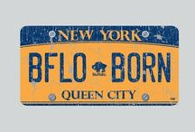 Buffalo, NY / Born and raised in Buffalo, NY. I love to visit other places but theres no place like home. The people, the places, the weather, the food! Proud Buffalonian <3 / by Cher