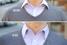 TIPS Men's Fashion / Mens Fashion Ideas, Mens hairstyles and more. It's cool for men to wear jewelry, too. Find ideas here.