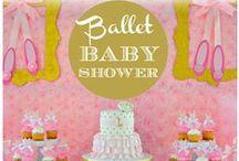 Entertaining | Baby Showers / DIY baby showers