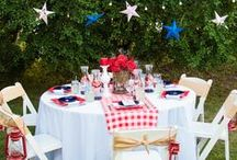 Holidays | Memorial Day 4th of July / 4ht of July Crafting and DIY